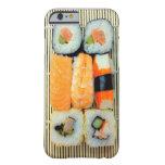 "caso ""sushi "" del iPhone 6 Funda De iPhone 6 Barely There"