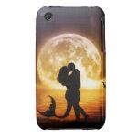 Caso tácito/cubierta de Iphone 3g de la sirena iPhone 3 Funda