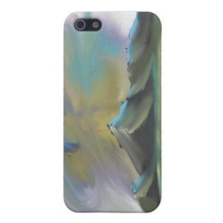 Caso tempestuoso de Iphone 5/5s de la montaña iPhone 5 Funda