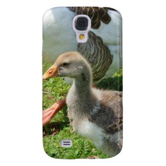 Caso tonto del iPhone de Gosling Funda Para Galaxy S4