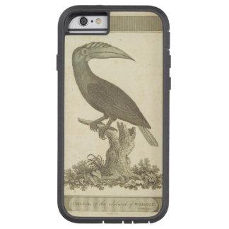 Caso toucan de la aguafuerte del pájaro del funda tough xtreme iPhone 6