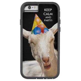 Caso tranquilo del iPhone 6/6s de la cabra Funda Tough Xtreme iPhone 6