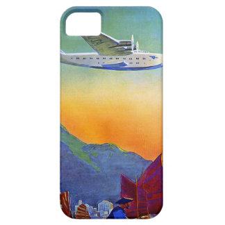 Caso transpacífico del iPhone 5/5S del viaje iPhone 5 Carcasas