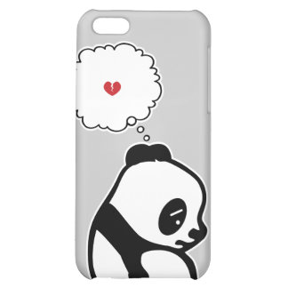 Caso triste de la panda