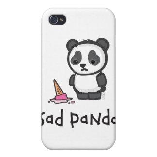 Caso triste del iPhone 4/4S de la panda iPhone 4 Cobertura