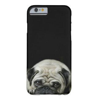 caso triste del iPhone 6 del barro amasado Funda De iPhone 6 Barely There