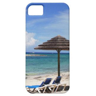 Caso tropical de IPhone 5 del paraíso iPhone 5 Funda
