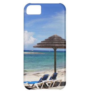 Caso tropical de IPhone 5 del paraíso