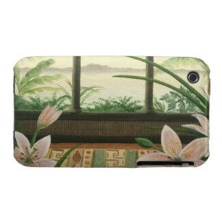 Caso tropical del iPhone 3G/3GS del paraíso Case-Mate iPhone 3 Cárcasa