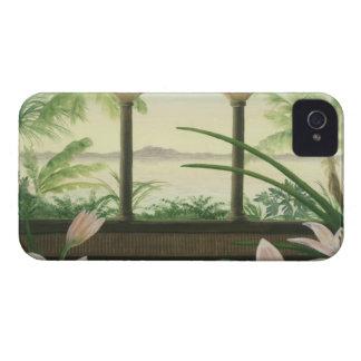 Caso tropical del iPhone 4/4S del paraíso Carcasa Para iPhone 4 De Case-Mate