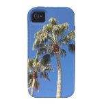 Caso tropical del iPhone 4 de las vacaciones de Case-Mate iPhone 4 Carcasa
