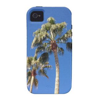 Caso tropical del iPhone 4 de las vacaciones de la Case-Mate iPhone 4 Carcasa