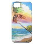 caso tropical del iPhone 5