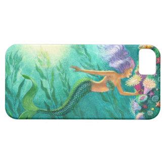 Caso tropical del iPhone 5 de la sirena iPhone 5 Fundas