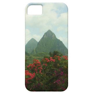 Caso tropical del iPhone 5 del paraíso iPhone 5 Case-Mate Coberturas