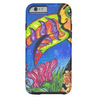 Caso tropical del iPhone 6 de Toucan Funda Resistente iPhone 6