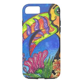 Caso tropical del iPhone 7 de Toucan Funda iPhone 7