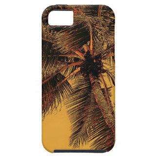 caso tropical del iPhone de la palma Funda Para iPhone SE/5/5s