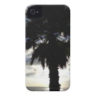 Caso tropical del iPhone de la playa iPhone 4 Fundas