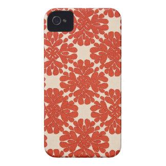 caso único y bonito iPhone 4 Case-Mate coberturas