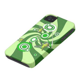 Caso universal de Barely There del iPhone 4 de la  Case-Mate iPhone 4 Funda