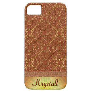 caso universal de Barely There del iPhone 5 Funda Para iPhone 5 Barely There