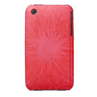 Caso universal del ambiente rosado y rojo del iPho Case-Mate iPhone 3 Coberturas