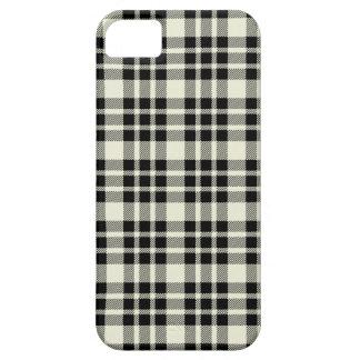 Caso universal del iPhone 5 de la tela escocesa ne iPhone 5 Funda