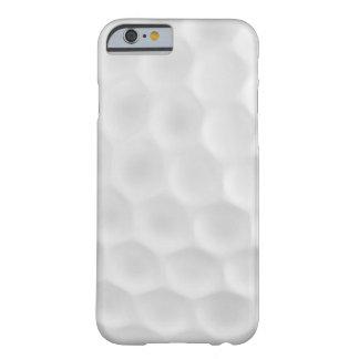 Caso universal del iPhone 6 de la pelota de golf Funda De iPhone 6 Slim