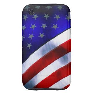 caso universal duro del iphone 3G/3GS con fla Funda Though Para iPhone 3