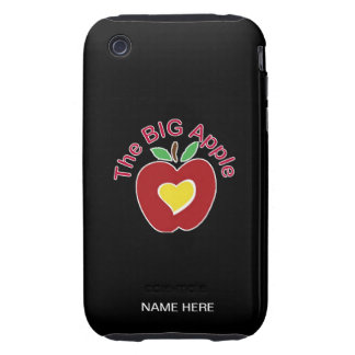 Caso universal duro grande del iPhone 3G/3GS de Ap Tough iPhone 3 Funda