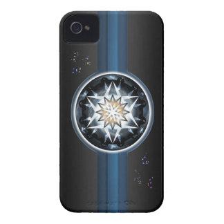 Caso universal galáctico del iPhone 4/4s de iPhone 4 Cobertura