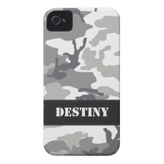 Caso urbano adaptable del iPhone 4 de Camo iPhone 4 Funda