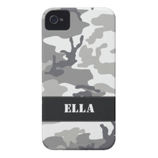 Caso urbano adaptable del iPhone 4 de Camo iPhone 4 Case-Mate Cobertura