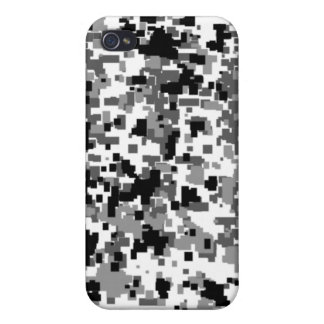 Caso urbano del iPhone 4 de Digitaces Camo iPhone 4 Cárcasas