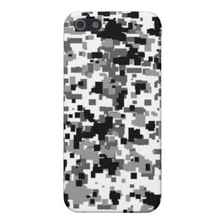 Caso urbano del iPhone 4 de Digitaces Camo iPhone 5 Protector