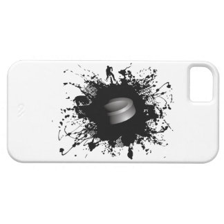 Caso urbano del iPhone 5 del estilo del hockey iPhone 5 Carcasas