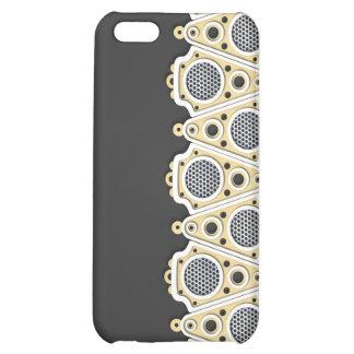 Caso urbano del iPhone del tapetito