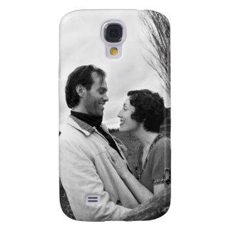 Caso vivo de HTC de la foto de encargo Funda Para Galaxy S4