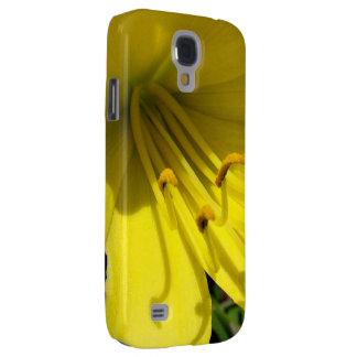 Caso vivo de HTC del Daylily amarillo