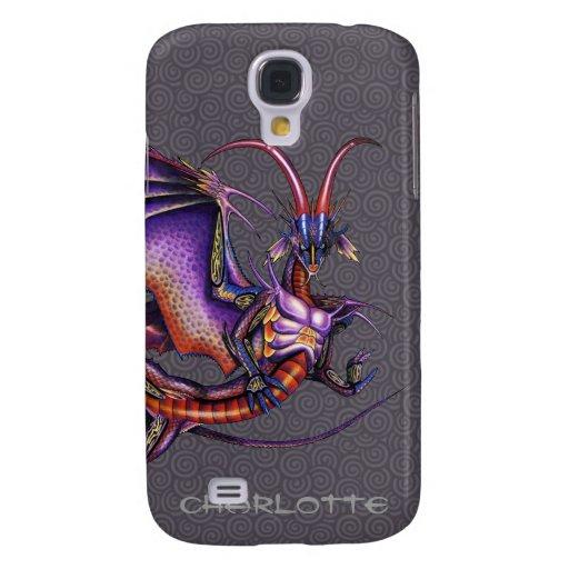 Caso vivo de HTC del dragón del monarca