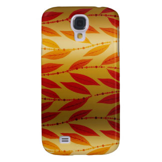 Caso vivo floral de HTC Funda Para Galaxy S4