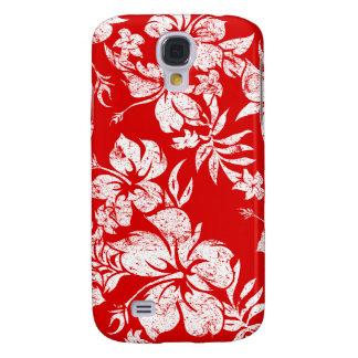 Caso vivo hawaiano de Pareau HTC del hibisco
