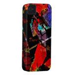 Caso y cubierta del iphone 4 de Diane iPhone 4 Case-Mate Carcasa