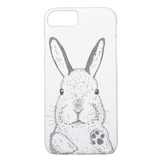 Casos adaptables del iPhone del conejo Funda iPhone 7