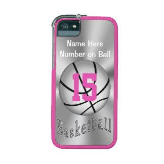 Casos de encargo del baloncesto del iPhone para la