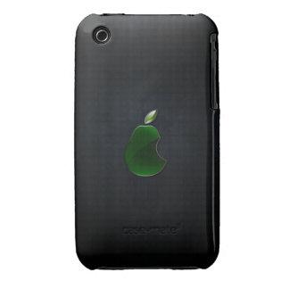 casos de encargo del iPhone 3G/3GS del logotipo de iPhone 3 Case-Mate Funda