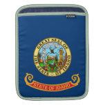Casos de Ipad de la bandera del estado de Idaho Fundas Para iPads