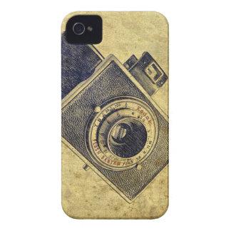 Casos de Iphone con gran mirada de la cámara del f iPhone 4 Cobertura