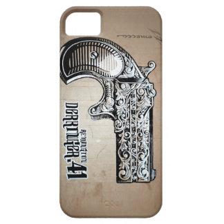 Casos de la célula del Derringer Funda Para iPhone SE/5/5s